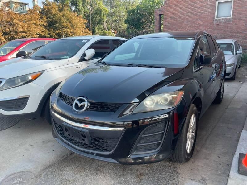 2011 Mazda CX-7 for sale at Capitol Hill Auto Sales LLC in Denver CO