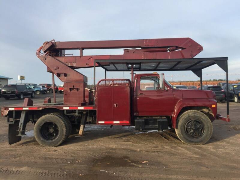 1983 Ford F-700 for sale at TJ's Auto in Wisconsin Rapids WI
