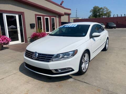 2015 Volkswagen CC for sale at Sexton's Car Collection Inc in Idaho Falls ID