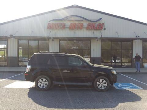 2008 Mercury Mariner for sale at DOUG'S AUTO SALES INC in Pleasant View TN