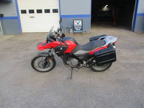 2012 BMW C650GS for sale at Reid's Auto Sales & Service in Emporium PA