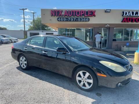 2005 Lexus ES 330 for sale at NTX Autoplex in Garland TX