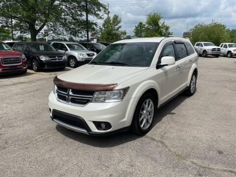 2013 Dodge Journey for sale at Dean's Auto Sales in Flint MI