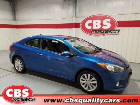 2014 Kia Forte Koup for sale at CBS Quality Cars in Durham NC