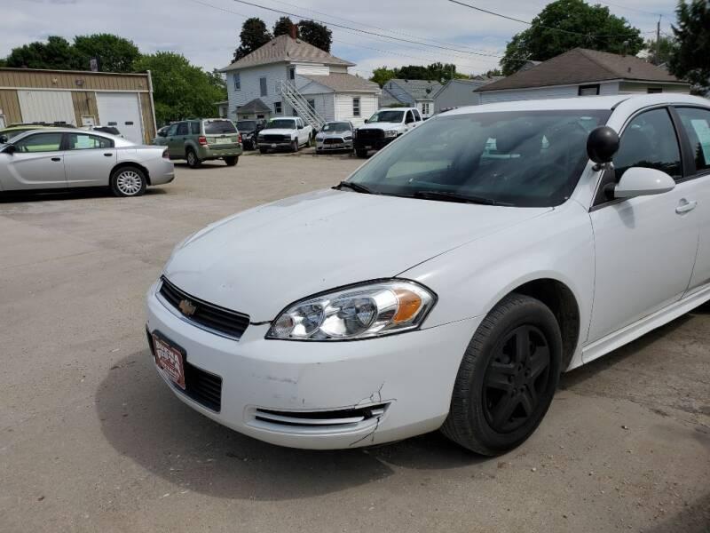 2011 Chevrolet Impala for sale at Buena Vista Auto Sales in Storm Lake IA