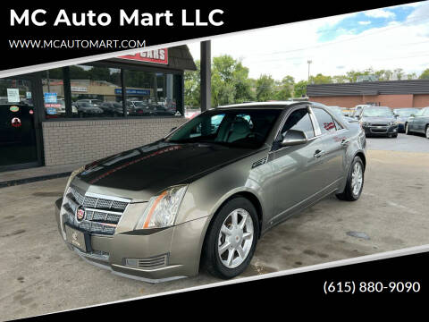 2009 Cadillac CTS for sale at MC Auto Mart LLC in Hermitage TN