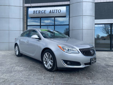 2016 Buick Regal for sale at Berge Auto in Orem UT