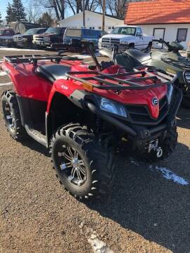 2017 CF Moto CFORCE  500S for sale at Honda West in Dickinson ND