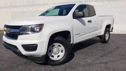 2015 Chevrolet Colorado for sale at AUTO FIESTA in Norcross GA