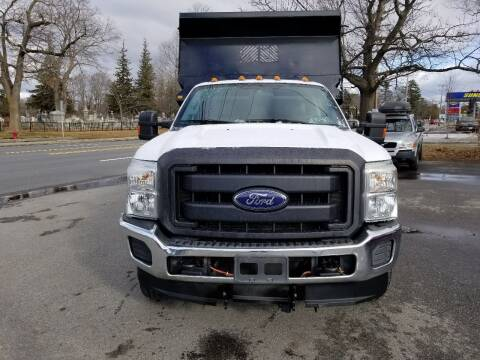 2012 Ford F-350 Super Duty for sale at Plum Auto Works Inc in Newburyport MA