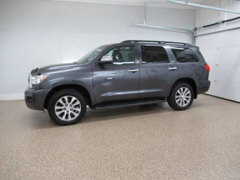 2014 Toyota Sequoia for sale at HTS Auto Sales in Hudsonville MI