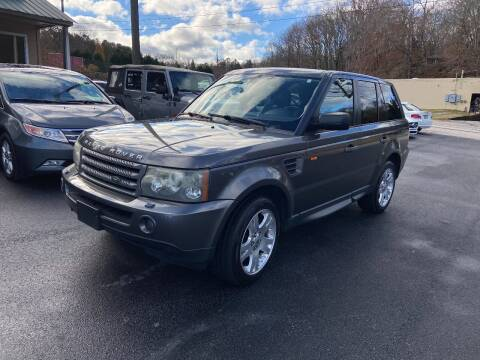 2006 Land Rover Range Rover Sport for sale at Luxury Auto Innovations in Flowery Branch GA