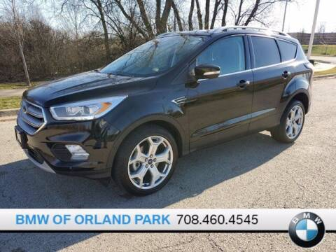 2018 Ford Escape for sale at BMW OF ORLAND PARK in Orland Park IL