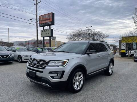 2017 Ford Explorer for sale at Autohaus of Greensboro in Greensboro NC