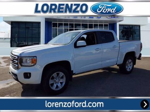 2016 GMC Canyon for sale at Lorenzo Ford in Homestead FL