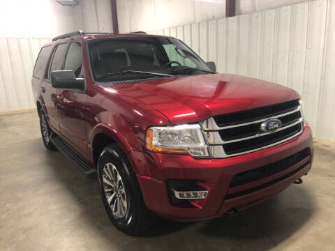 2015 Ford Expedition for sale at Matt Jones Motorsports in Cartersville GA