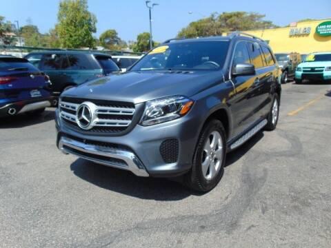 2017 Mercedes-Benz GLS for sale at Santa Monica Suvs in Santa Monica CA