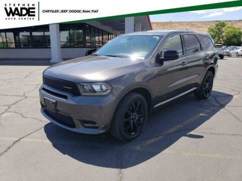 2019 Dodge Durango for sale at Stephen Wade Pre-Owned Supercenter in Saint George UT