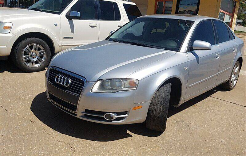 2006 Audi A4 for sale at Automay Car Sales in Oklahoma City OK