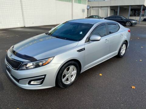 2015 Kia Optima for sale at Vista Auto Sales in Lakewood WA