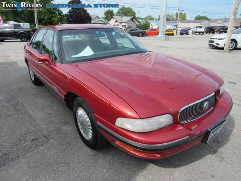 1999 Buick LeSabre for sale at TWIN RIVERS CHRYSLER JEEP DODGE RAM in Beatrice NE