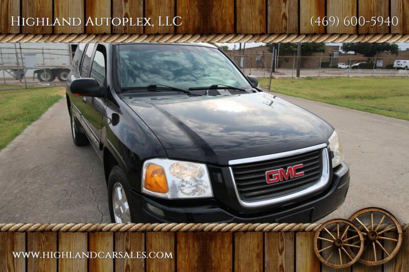 2003 GMC Envoy XL for sale at Highland Autoplex, LLC in Dallas TX