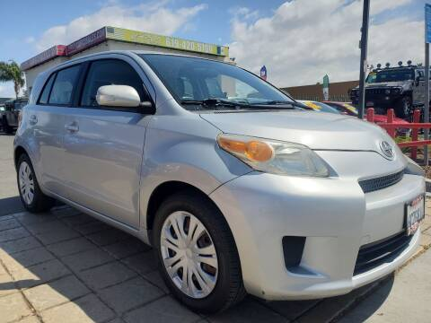 2008 Scion xD for sale at CARCO SALES & FINANCE in Chula Vista CA