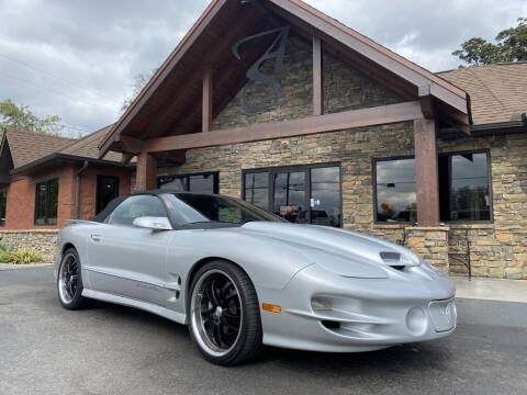 2002 Pontiac Firebird for sale at Auto Solutions in Maryville TN
