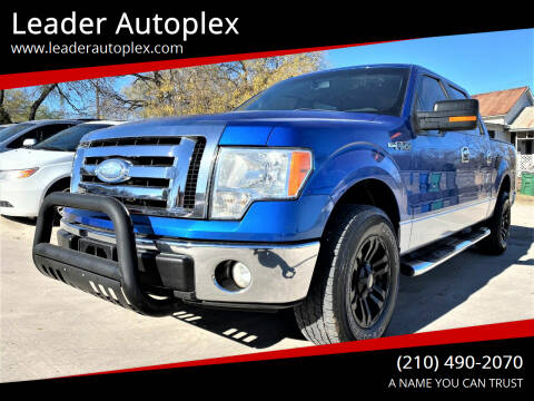 2009 Ford F-150 for sale at Leader Autoplex in San Antonio TX