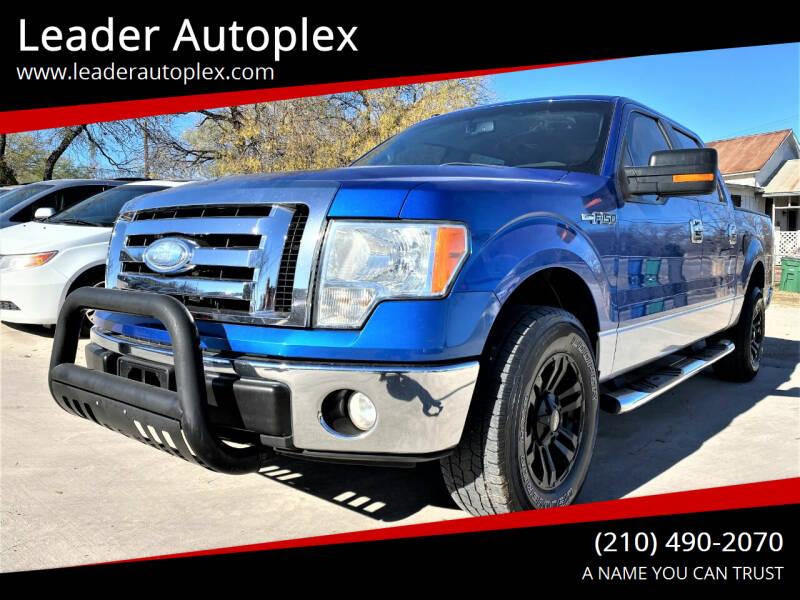 2009 Ford F-150 for sale at Leader Autoplex in San Antonio TX