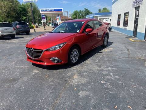 2015 Mazda MAZDA3 for sale at Superior Automotive Group in Owensboro KY