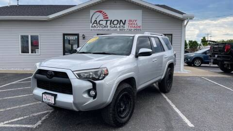2014 Toyota 4Runner for sale at Action Motor Sales in Gaylord MI