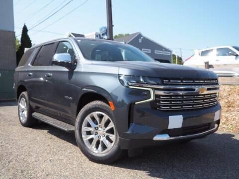 2021 Chevrolet Tahoe for sale at Mirak Hyundai in Arlington MA
