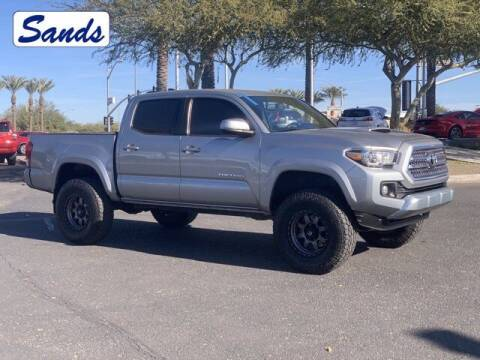 2016 Toyota Tacoma for sale at Sands Chevrolet in Surprise AZ