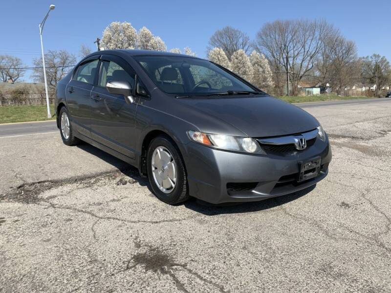 2010 Honda Civic for sale at InstaCar LLC in Independence MO