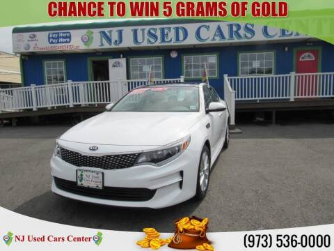 2018 Kia Optima for sale at New Jersey Used Cars Center in Irvington NJ