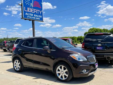 2013 Buick Encore for sale at Liberty Auto Sales in Merrill IA