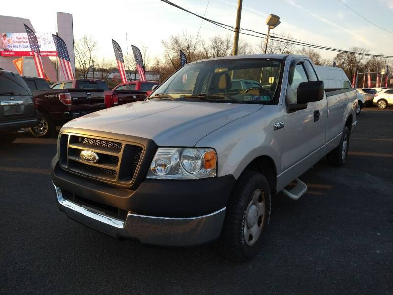 2005 Ford F-150 for sale at P J McCafferty Inc in Langhorne PA