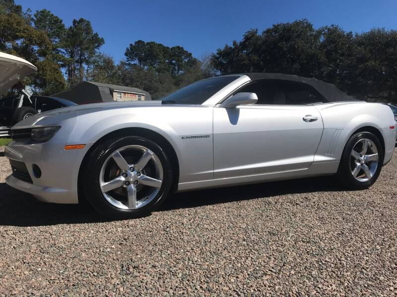 2014 Chevrolet Camaro for sale at #1 Auto Liquidators in Yulee FL