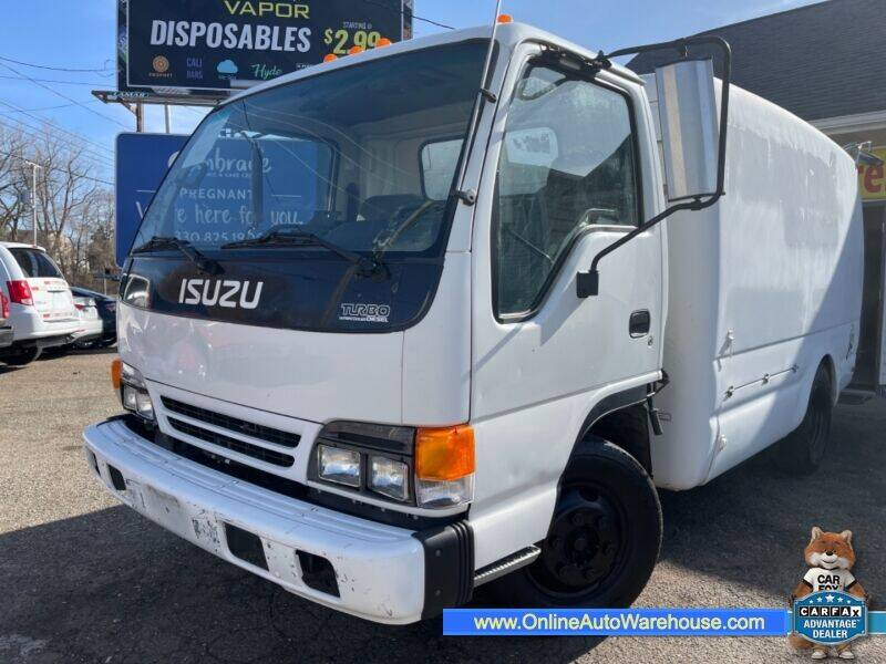 2004 Isuzu NPR for sale at IMPORTS AUTO GROUP in Akron OH