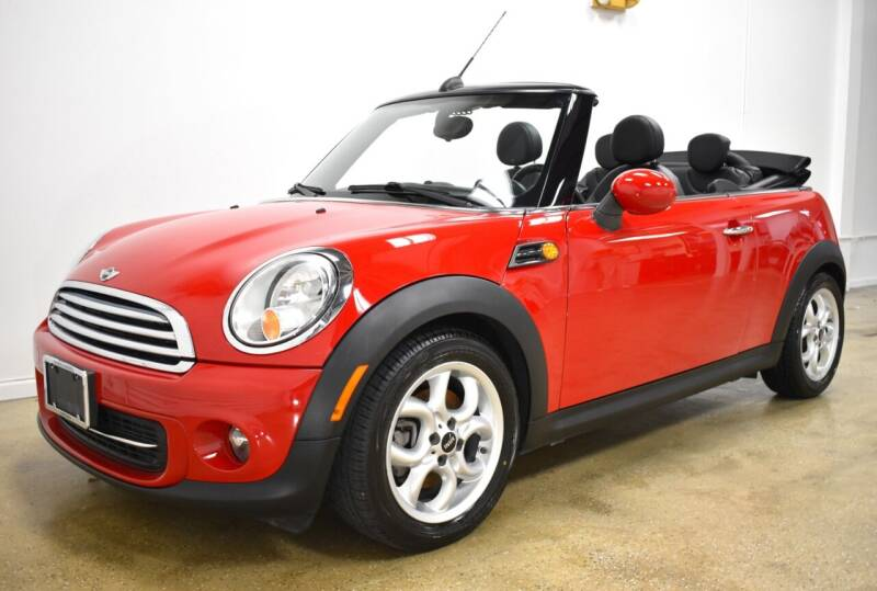 2011 MINI Cooper for sale at Thoroughbred Motors in Wellington FL