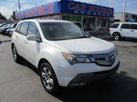 2008 Acura MDX for sale at CAR SOURCE OKC - CAR ONE in Oklahoma City OK