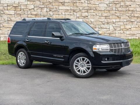 2012 Lincoln Navigator for sale at Car Hunters LLC in Mount Juliet TN