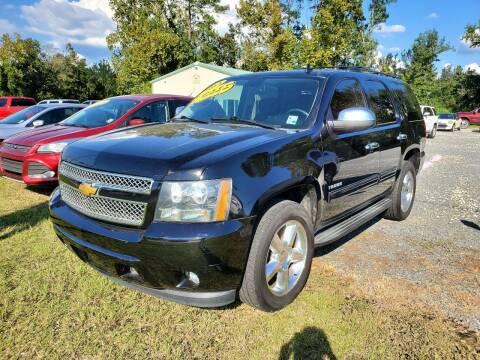 2013 Chevrolet Tahoe for sale at Honest John's Used Cars in Deridder LA