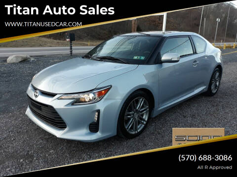 2014 Scion tC for sale at Titan Auto Sales in Berwick PA
