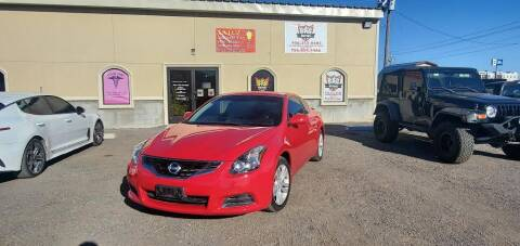 2010 Nissan Altima for sale at BAC Motors in Weslaco TX