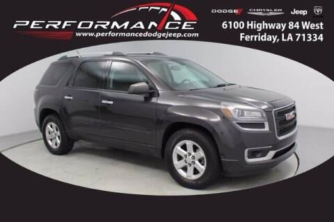 2015 GMC Acadia for sale at Auto Group South - Performance Dodge Chrysler Jeep in Ferriday LA