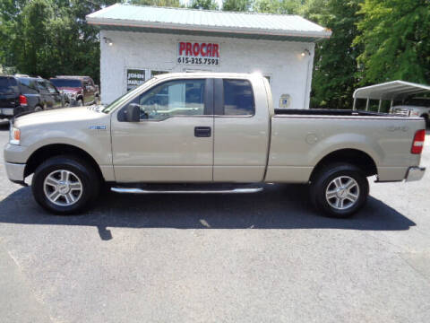 2007 Ford F-150 for sale at PROCAR in Portland TN