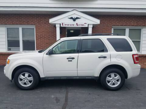 2009 Ford Escape for sale at UPSTATE AUTO INC in Germantown NY