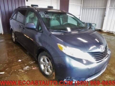 2014 Toyota Sienna for sale at East Coast Auto Source Inc. in Bedford VA